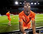 Foto: 'Denzel Dumfries zet PSV voor het blok'
