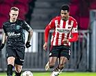 Foto: Kijkers PSV-RKC halen uit: 'Werkelijk schandalig'