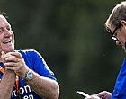Foto: 'Arnesen twijfelt over Advocaat bij Feyenoord'