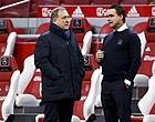 Foto: 'Treuzelend Ajax stelt supporters teleur'