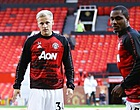 """Foto: Man United-fans laten zich horen over Donny: """"The Van de Beek effect"""""""