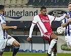 "Foto: Sneer na Heerenveen - Ajax: ""Het is allemaal keurig"""