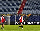 Foto: 'Dubbele opsteker voor Feyenoord richting cruciaal EL-duel'