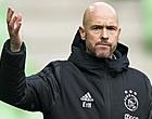 Foto: Ten Hag dwingt Ajax tot belangrijke keuze