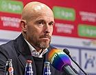 Foto: Oorlogstaal Ten Hag in aanloop naar Ajax-PSV