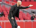 Foto: 'Ten Hag wijst Ajax-spits aan voor duel met VVV'