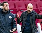 Foto: Ten Hag zorgt voor grote problemen bij Ajax