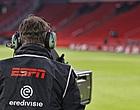 Foto: 'Hopeloze blunder ESPN tijdens PSV - Ajax'