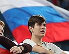 Foto: EK: Rusland zegeviert in voor Makkelie loodzwaar duel