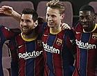 Foto: Messi en Frenkie de Jong wervelen na rust bij Barcelona