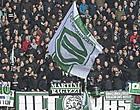 Foto: Chaos compleet in Euroborg: Groningen - Vitesse voorlopig gestaakt (🎥)