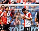Foto: Feyenoord-supporters zorgen voor nieuwe 'Ajax-rel'
