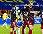 """Foto: Feyenoord-fans willen af van vijftal: """"Contract ontbinden"""""""