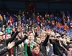 """Foto: Feyenoord is over de helft: """"Heel tevreden"""""""