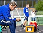 """Foto: Frank Arnesen fel: """"Dat is toch mijn job?"""""""