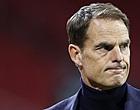 Foto: De Boer 'verrast' met voorselectie Oranje