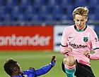 Foto: Koeman geeft Frenkie de Jong 'Ajax-rol': 'Heel goed gedaan'