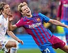 Foto: 'Frenkie de Jong-alarm bij FC Barcelona'