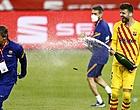 "Foto: Piqué: ""Weg jij, weet je wel hoeveel geld jij de club hebt gekost?"""