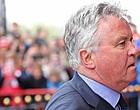Foto: Kluivert vervangt Hiddink tijdelijk vanwege corona