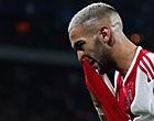 Foto: Ziyech hekelt gerucht over 'ruzie met oud-ploeggenoot Ajax' op Ibiza