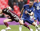 Foto: Chelsea-fans gaan alweer los over Ziyech: 'Bizar'