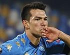 Foto: Napoli wint in groep AZ, nog volop kansen voor Nederland
