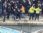 Foto: NEC-supporters woest op bestuur: Goffert wél open voor sponsors