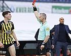 Foto: Vitessenaar mist Feyenoord-uit door charge tegen Ajax