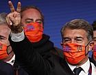 Foto: 'Joan Laporta haalt Cruijff naar Barcelona'