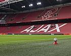 """Foto: Walging om spandoek in Arena: """"Achterlijk dat Ajax dit toestaat"""""""