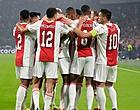 Foto: 'Topclubs vallen over elkaar heen: 45 miljoen voor Ajax'