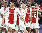 Foto: 'Ten Hag deelt harde klap uit met opstelling Ajax'