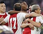 Foto: 'Ajax lacht en vraagt kapitaal'
