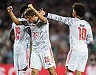 Foto: Bayern geeft Barça-oorwassing vervolg met zevenklapper