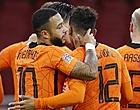 Foto: Nederlands elftal krijgt oplossing binnen handbereik