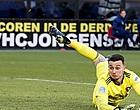 """Foto: Bijlow blundert bij Feyenoord: """"Wat er misging?"""""""