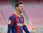 """Foto: """"We gaan geen regel aanpassen voor Messi"""""""