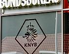 Foto: KNVB reageert vol afschuw op Feyenoord-nieuws