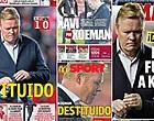 Foto: Spaanse kranten doen brute onthulling na Koeman-ontslag