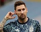 Foto: 'Messi wil stokje steken voor Ajax-droom'