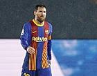 Foto: 'Lionel Messi zonder contract naar Copa América'