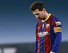 Foto: VIDEO: Messi deelt klap uit en krijgt rood