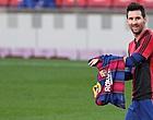 Foto: 'Barça vecht kaart Messi aan, Ramos als voorbeeld'