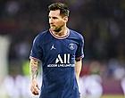 Foto: Messi slachtoffer van bizar incident in Le Classique