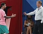 Foto: 'Koeman en Messi smeden gemeen plannetje'