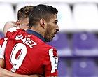 Foto: Ontketende Suárez behoedt Atléti voor puntenverlies