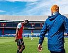 Foto: 'Krankzinnige actie' choqueert Feyenoord