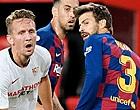 Foto: Piqué kopt Barça in extremis naar verlenging bij volgende comeback (🎥)