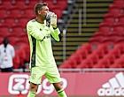 """Foto: Concurrentie bij Ajax: """"Dat was geen teleurstelling"""""""